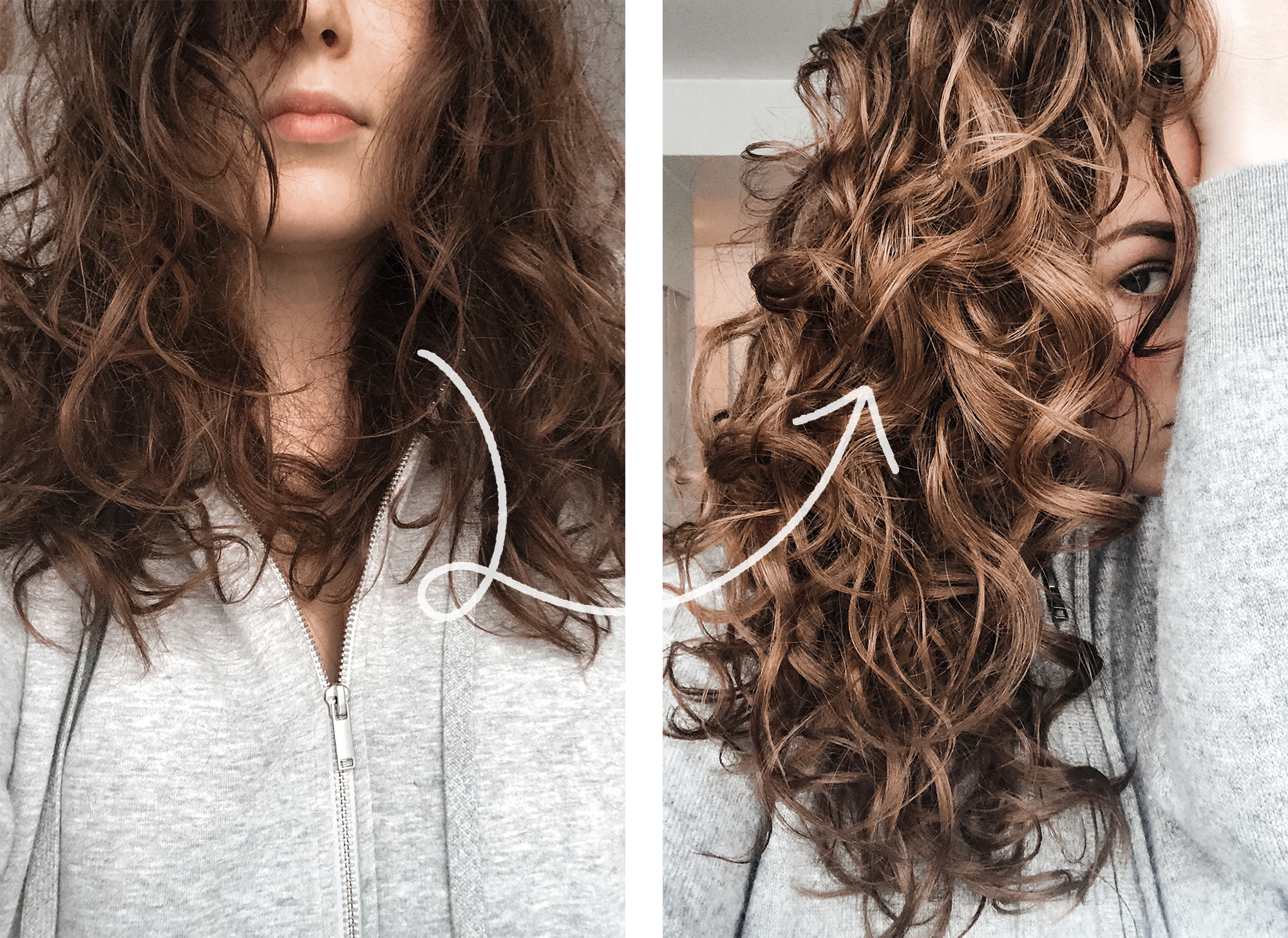 curly girl-metodi