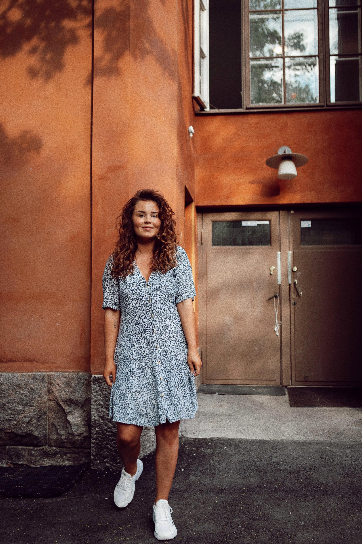 Annika Ollila Curly Girl